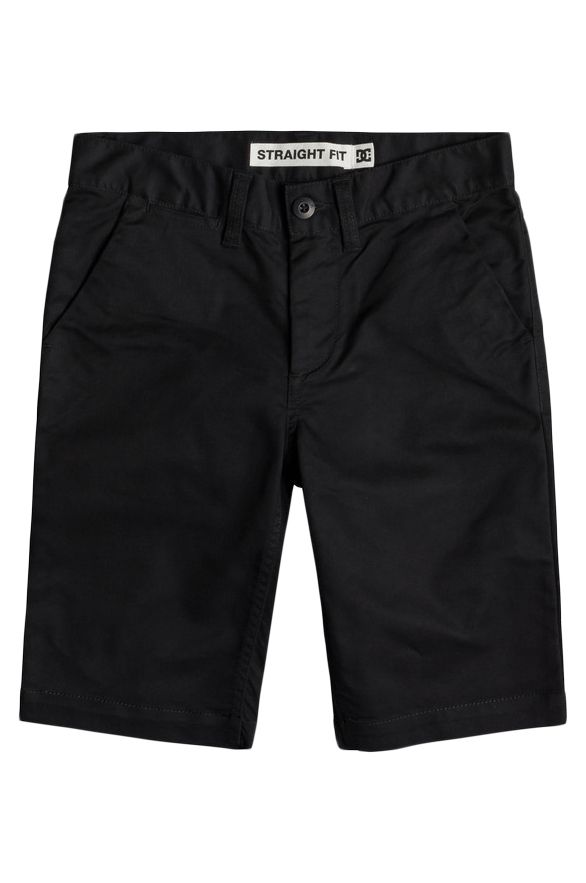 Walkshorts DC Shoes WORKER STRAIGHT B WKST Black