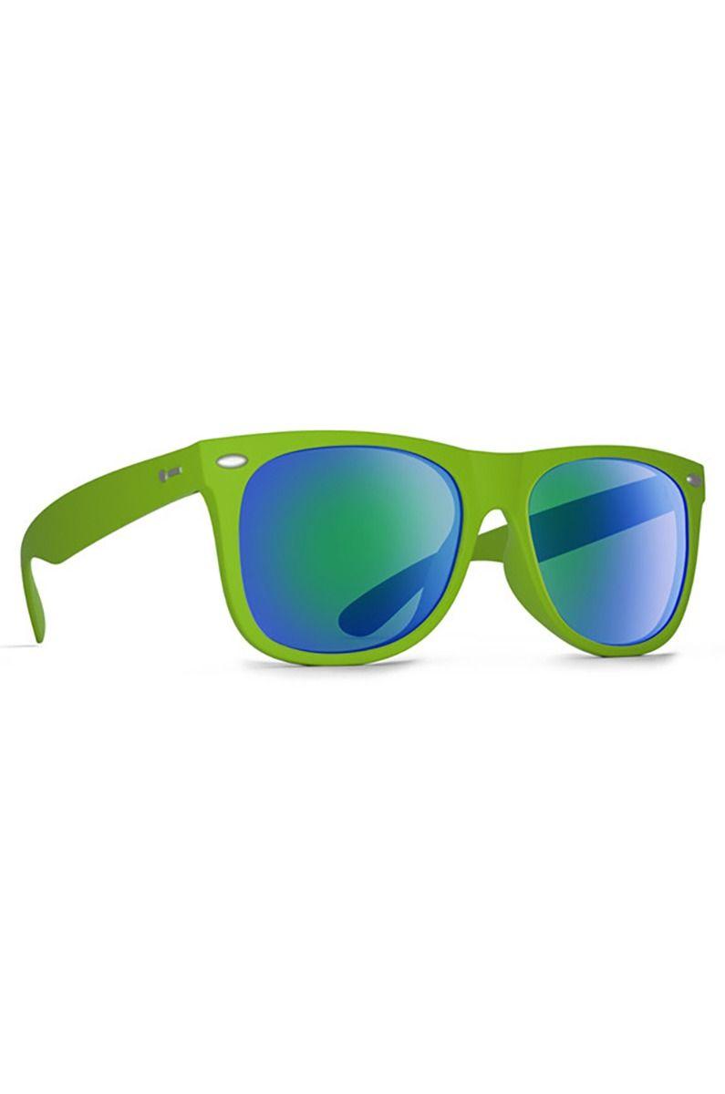 Dot Dash Sunglasses KERFUFFLE Lime
