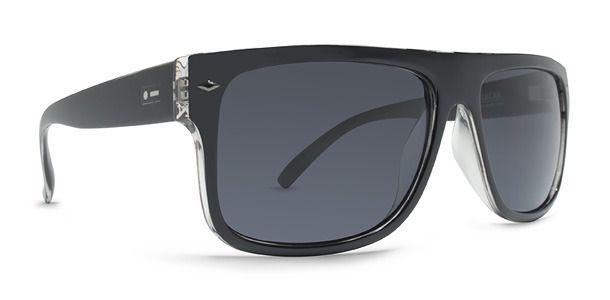 Dot Dash Sunglasses SIDECAR Black Gloss / Grey