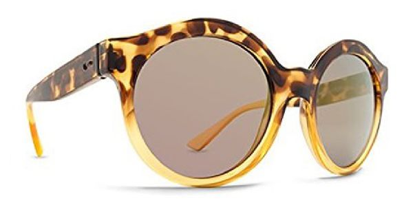 Oculos Dot Dash HUSH Leopard Tort / Pink Chrome