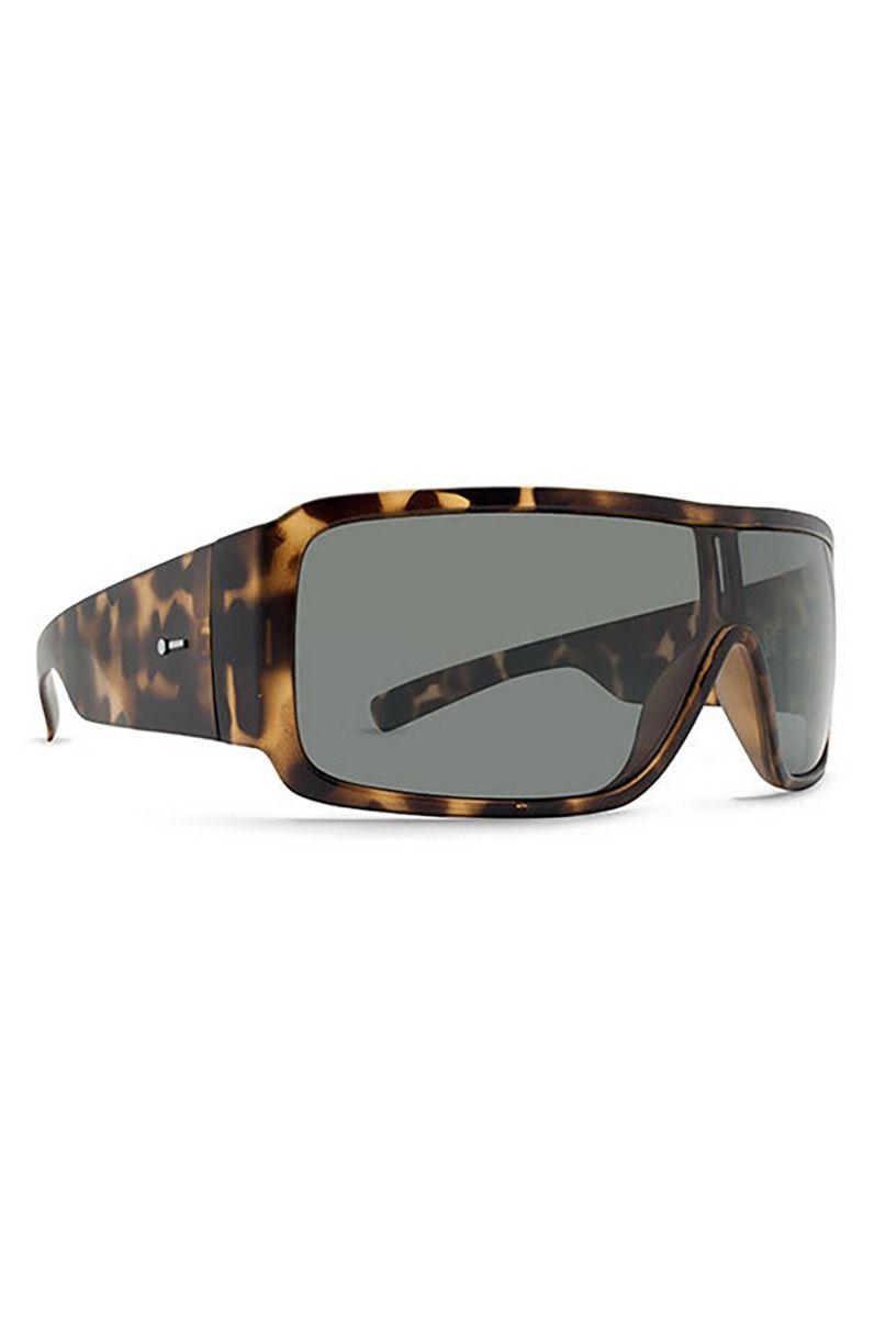 Dot Dash Sunglasses CHALUBE - TORT SATIN / RETRO GREY Tortoise Satin / Retro Grey