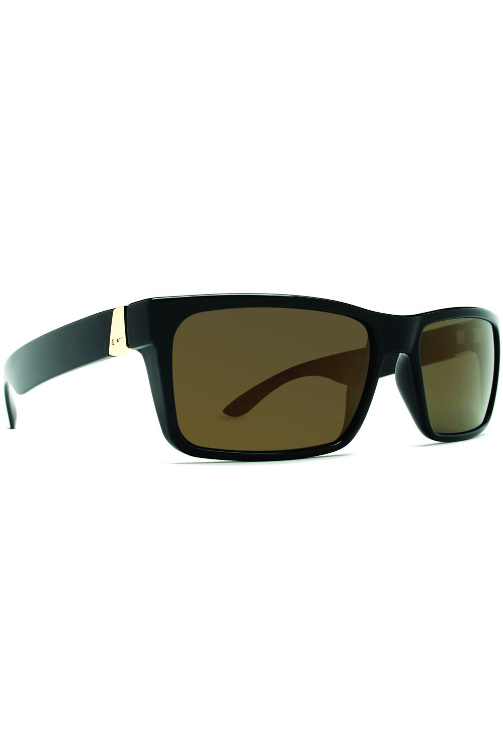 Oculos Dot Dash LADS Black / Gold Chrome