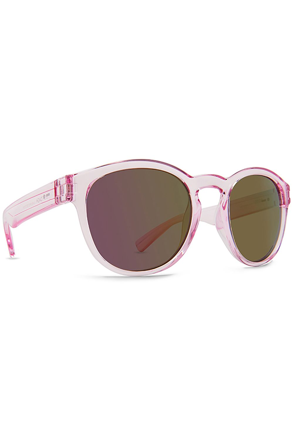 Oculos Dot Dash GOGO Translucent Pink / Pink Chrome