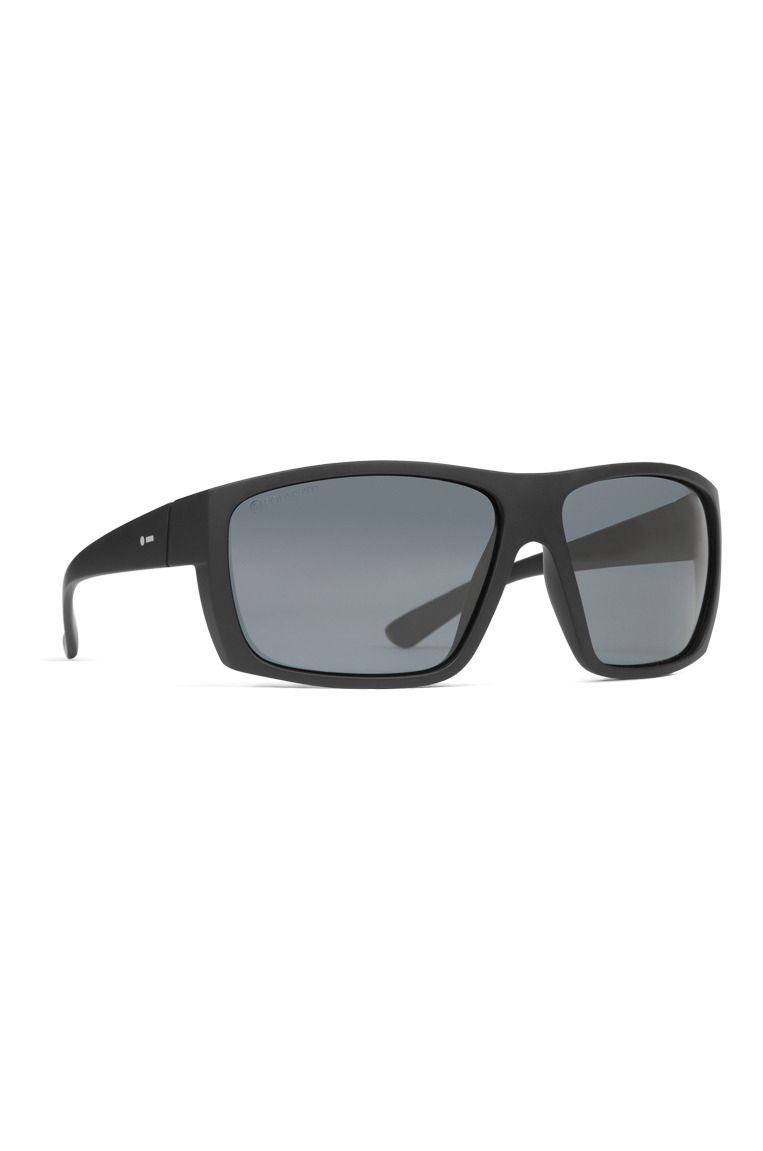Dot Dash Sunglasses SHIZZ Black Satin / Grey Polar