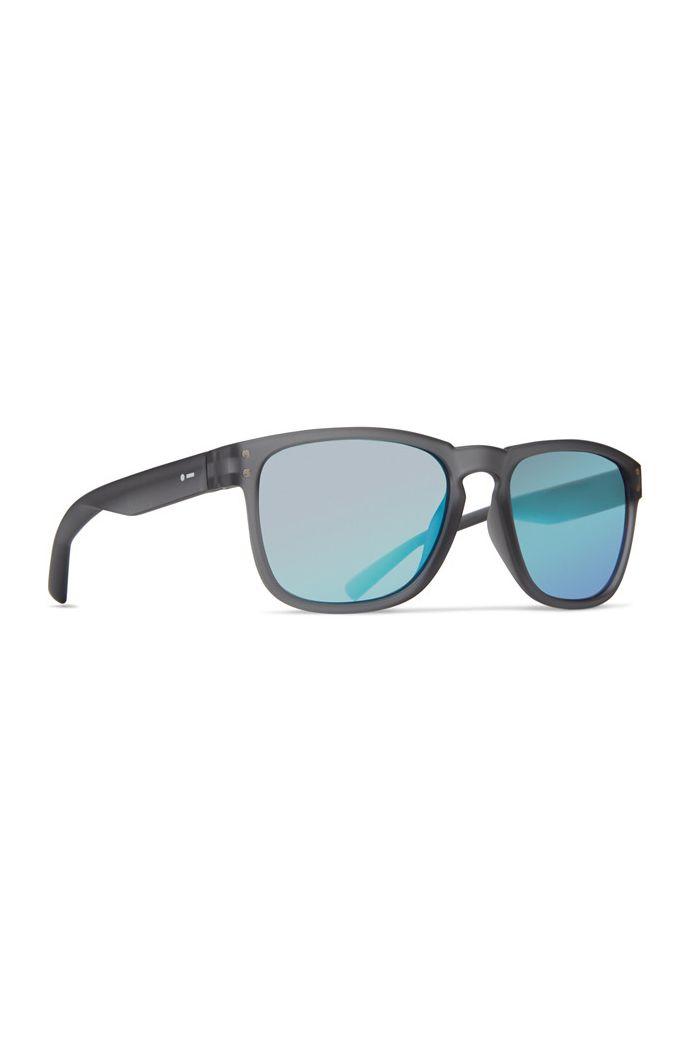 Dot Dash Sunglasses BOOTLEG Dark Frost Satin / Mint Chrome