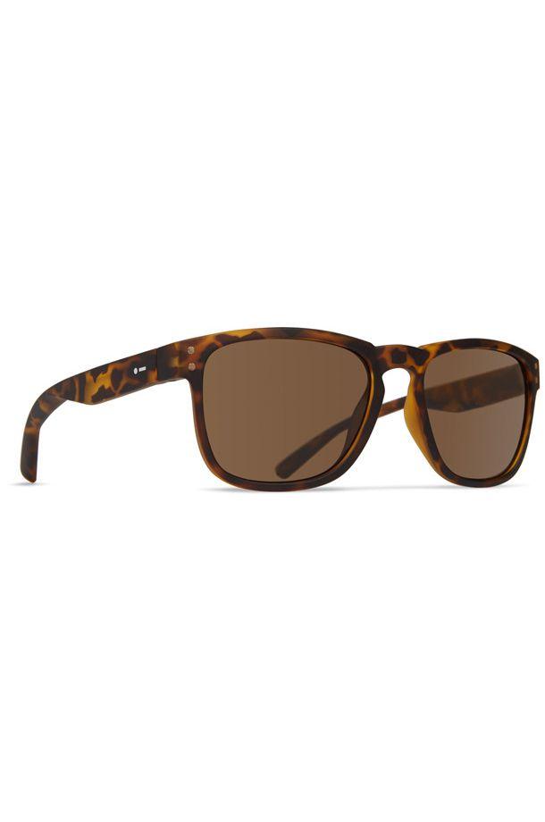 Dot Dash Sunglasses BOOTLEG Tortoise Satin / Bronze