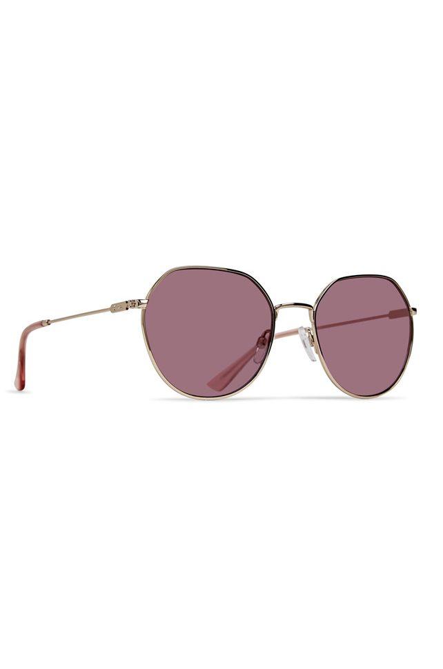 Dot Dash Sunglasses JITTERS Rose Gold / Rose