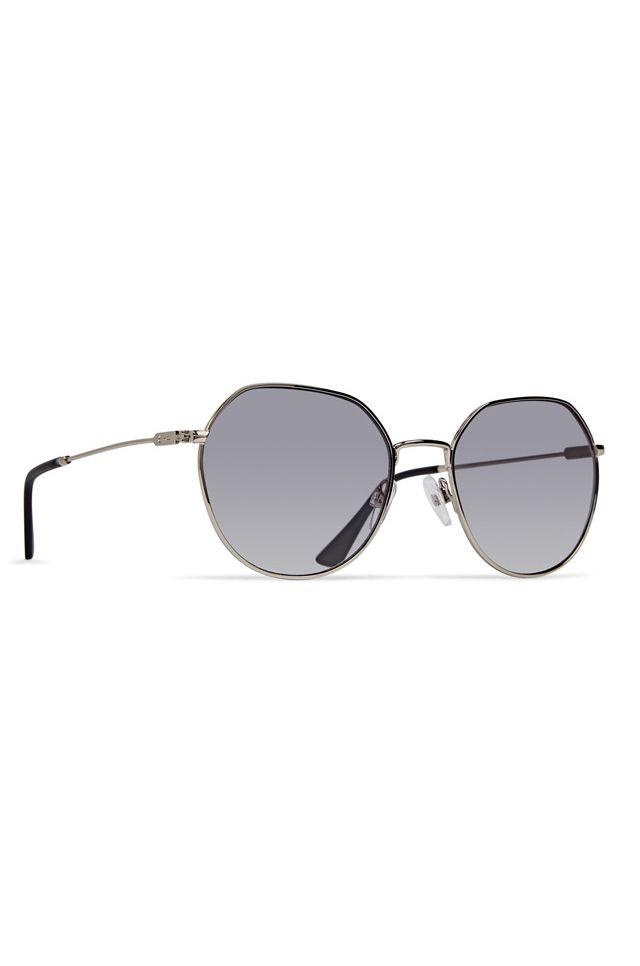 Dot Dash Sunglasses JITTERS Silver Gloss / Grey