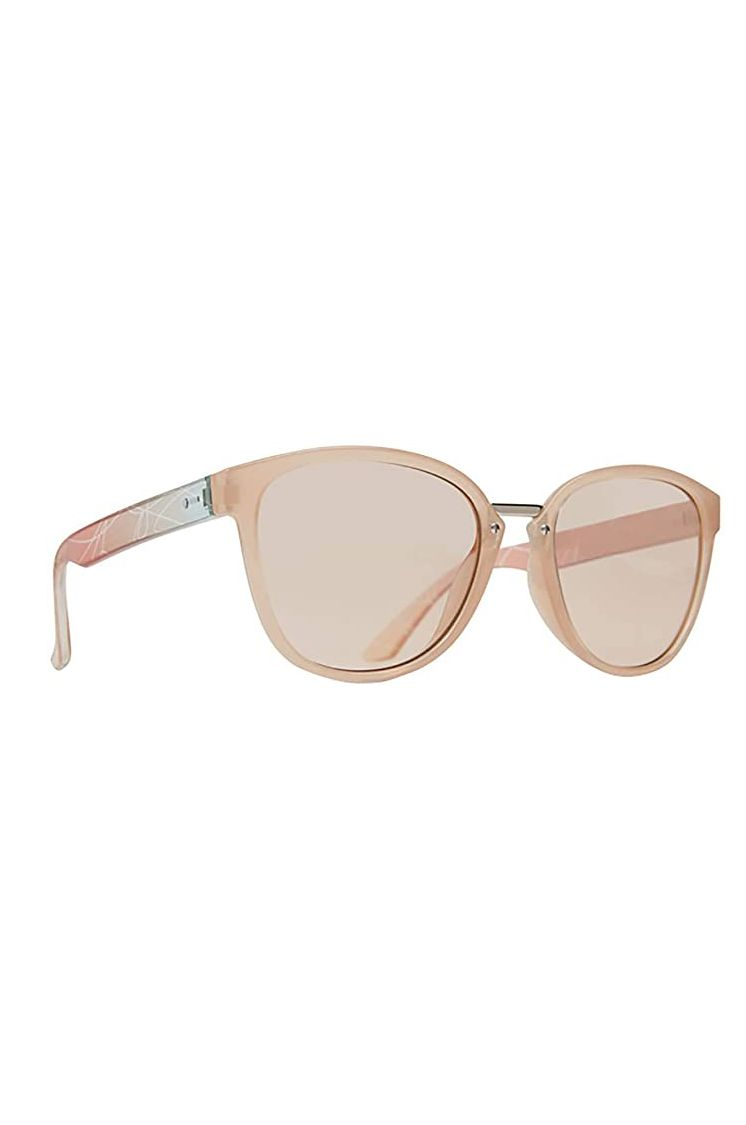 Dot Dash Sunglasses SUMMERLAND Sunset Nude / Amber