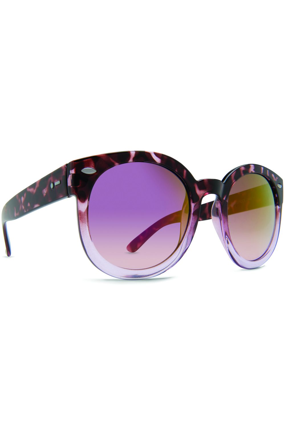 Oculos Dot Dash POOL PARTY Pink Tort Fade / Purple Chrome Gradient