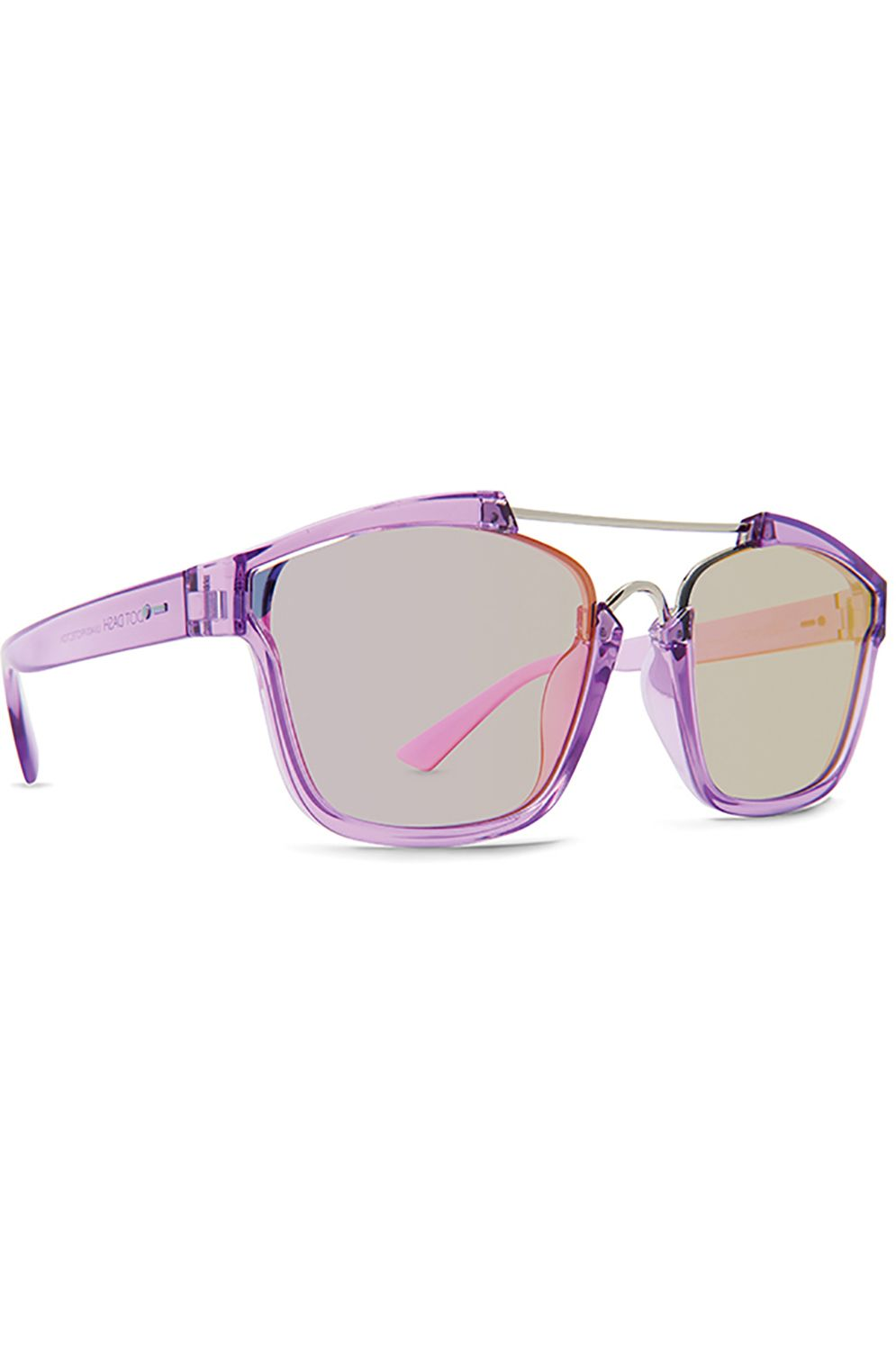 Oculos Dot Dash CONFUEGO Purple Crystal Gloss / Pink Chrome
