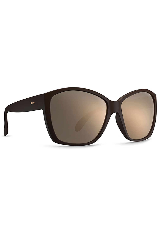 Oculos Dot Dash KITTY Brown Satin / Light Gold