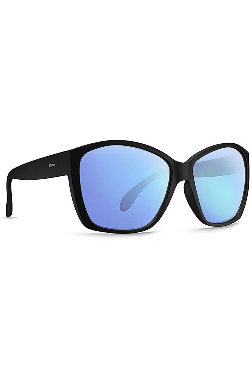 Oculos Dot Dash KITTY Black Satin / Sky Chrome