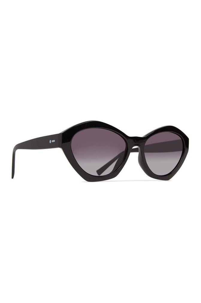 Dot Dash Sunglasses ONLY CHILD Black Gloss / Grey Gradient