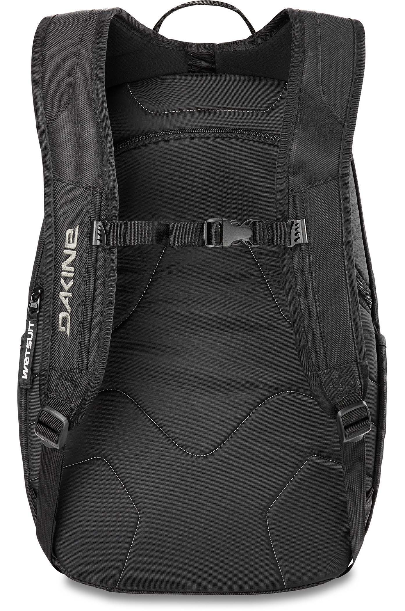 ... Dakine Backpack POINT WET DRY 29L Black 39ff2ee0659