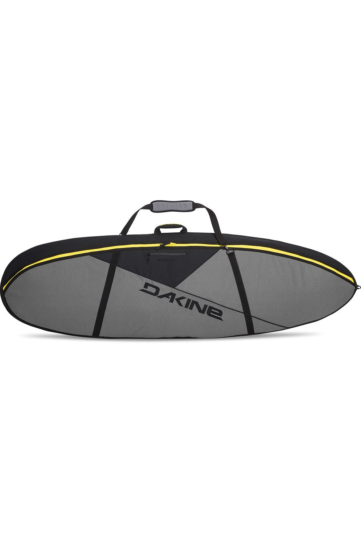 Dakine Boardbag 7'6 RECON DOUBLE SURFBOARD BAG THRUSTER Carbon