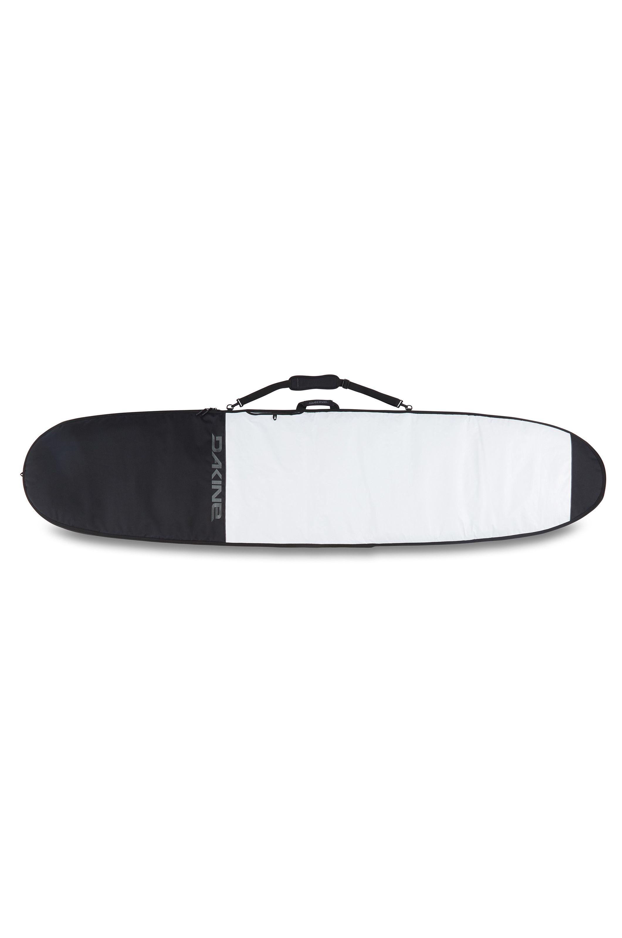 Dakine Boardbag 9'6 DAYLIGHT SURFBOARD BAG NOSERIDER White