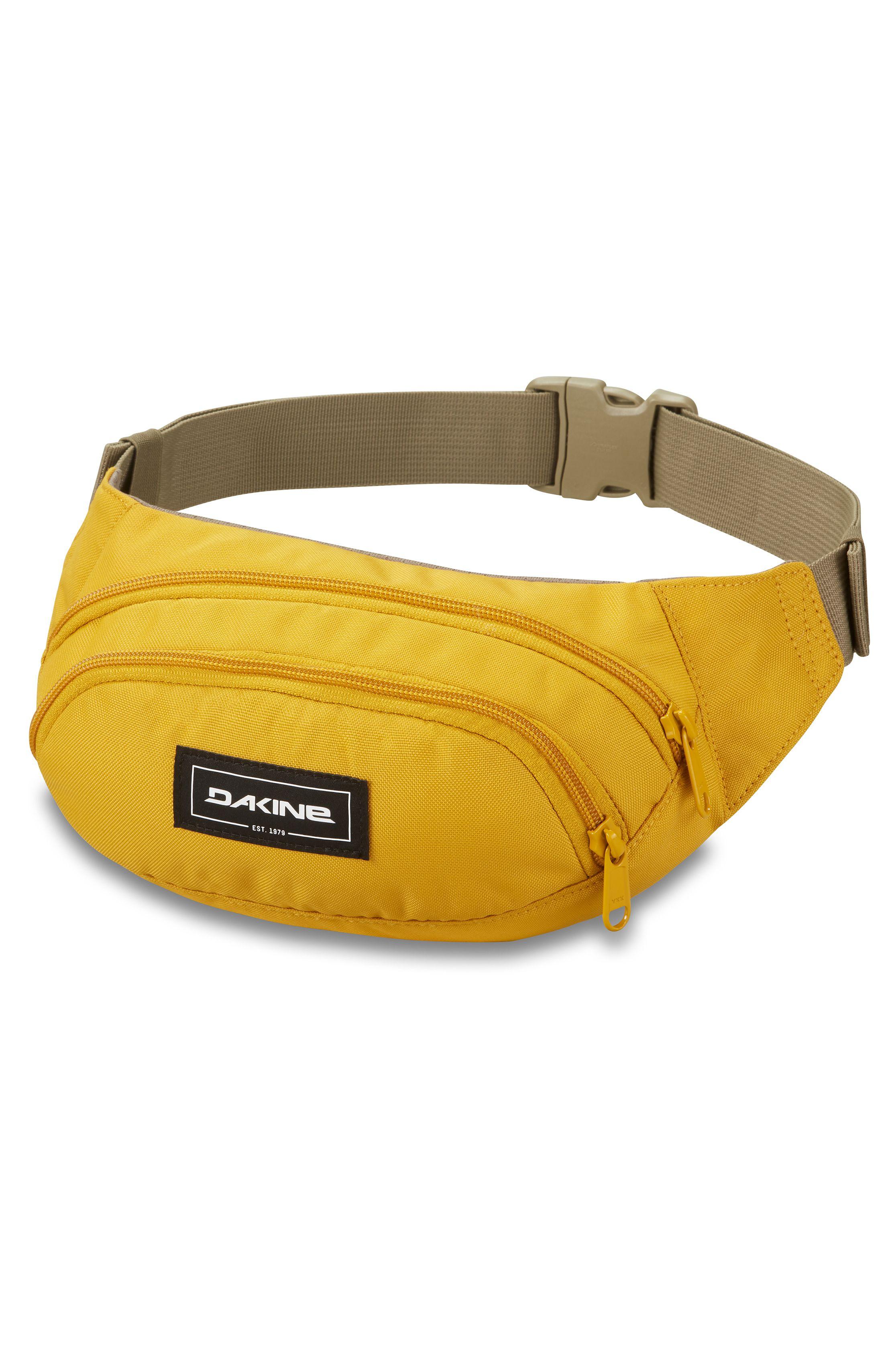 Dakine Waist Bag HIP PACK Mustard Moss