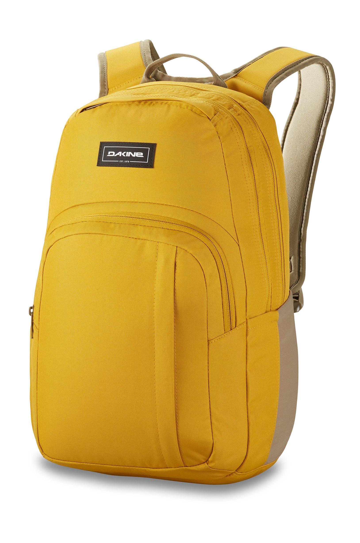 Dakine Backpack CAMPUS M 25L Mustard Moss