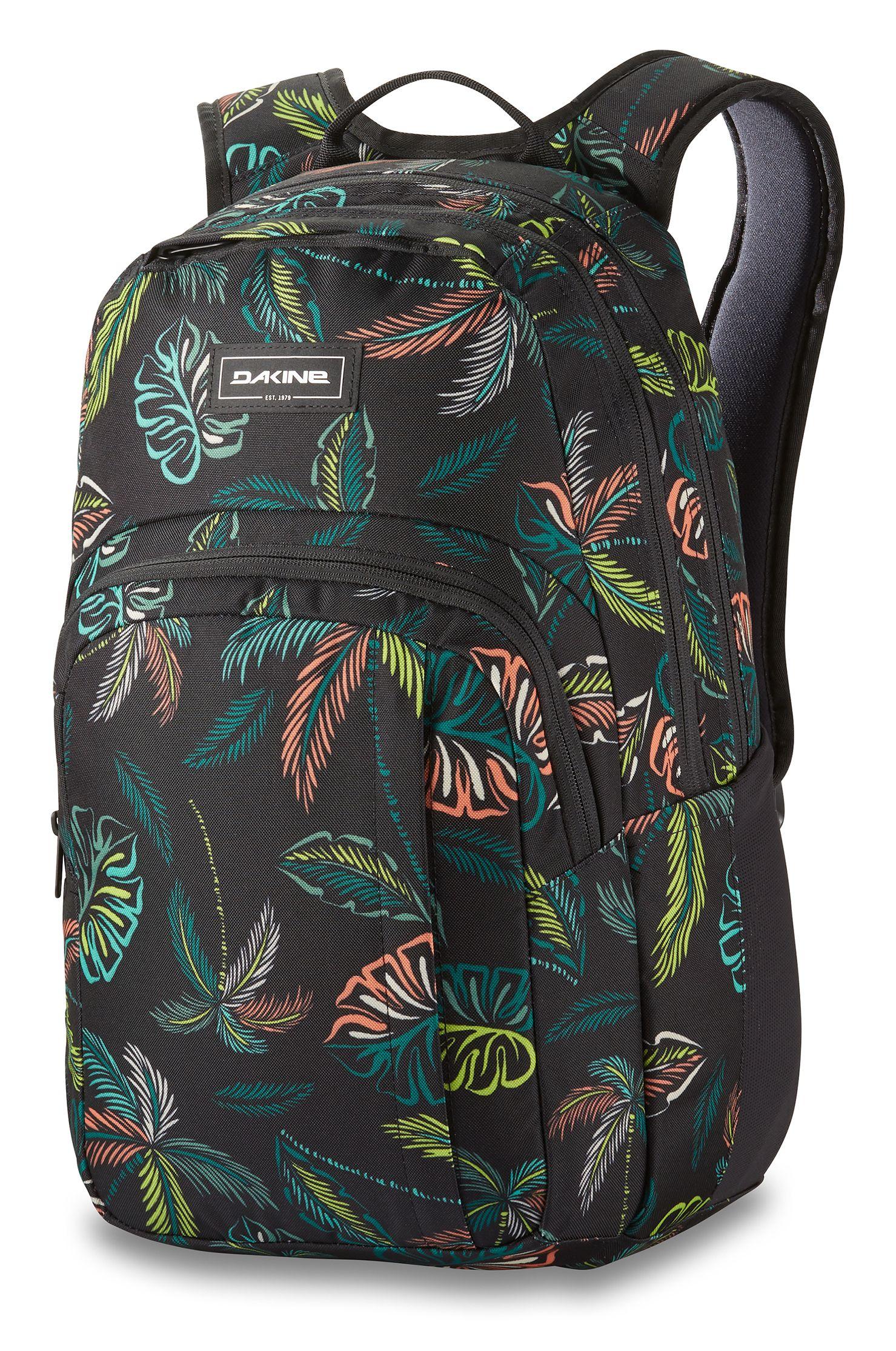 Dakine Backpack CAMPUS M 25L Electric Tropical