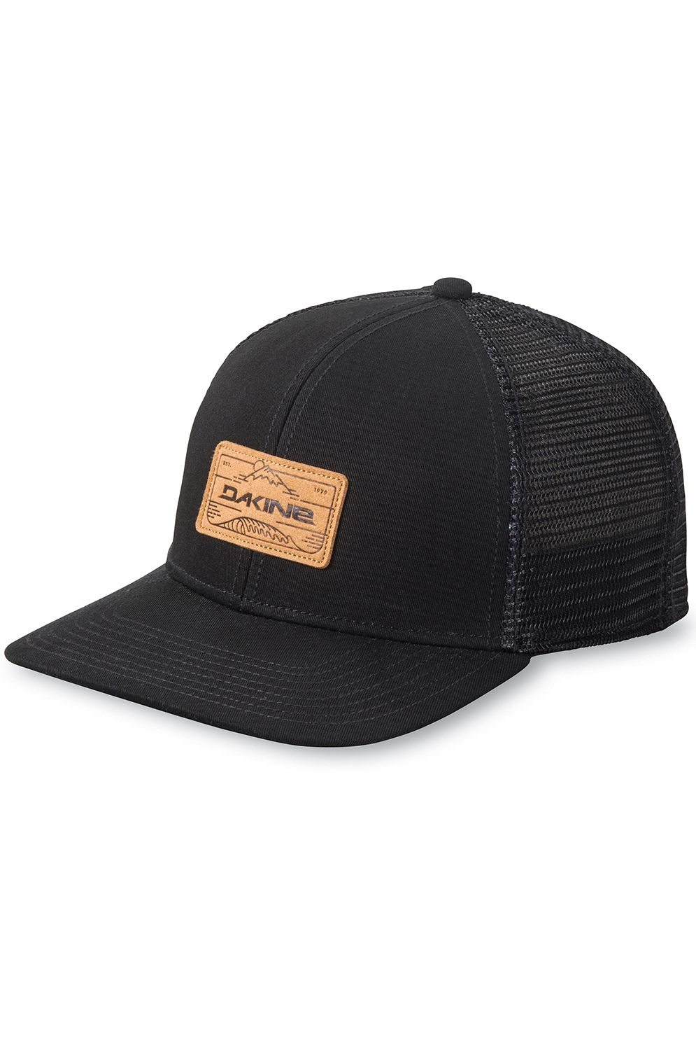 Dakine Cap   PEAK TO PEAK TRUCKER Black