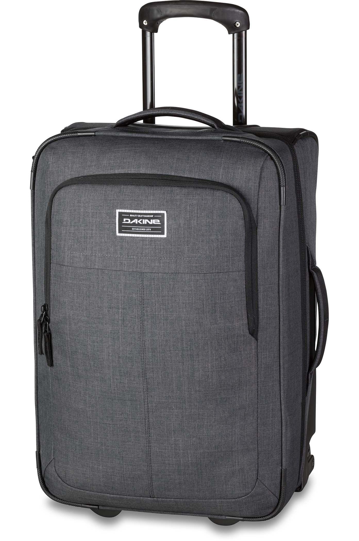 Dakine Travelbag CARRY ON ROLLER 42L Carbon