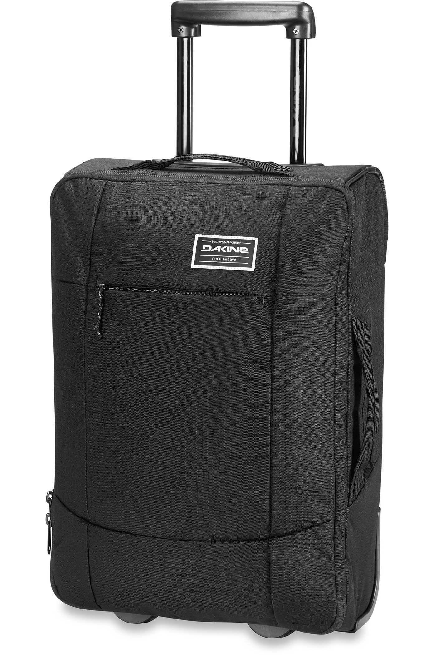 Dakine Travelbag CARRY ON EQ ROLLER 40L Black