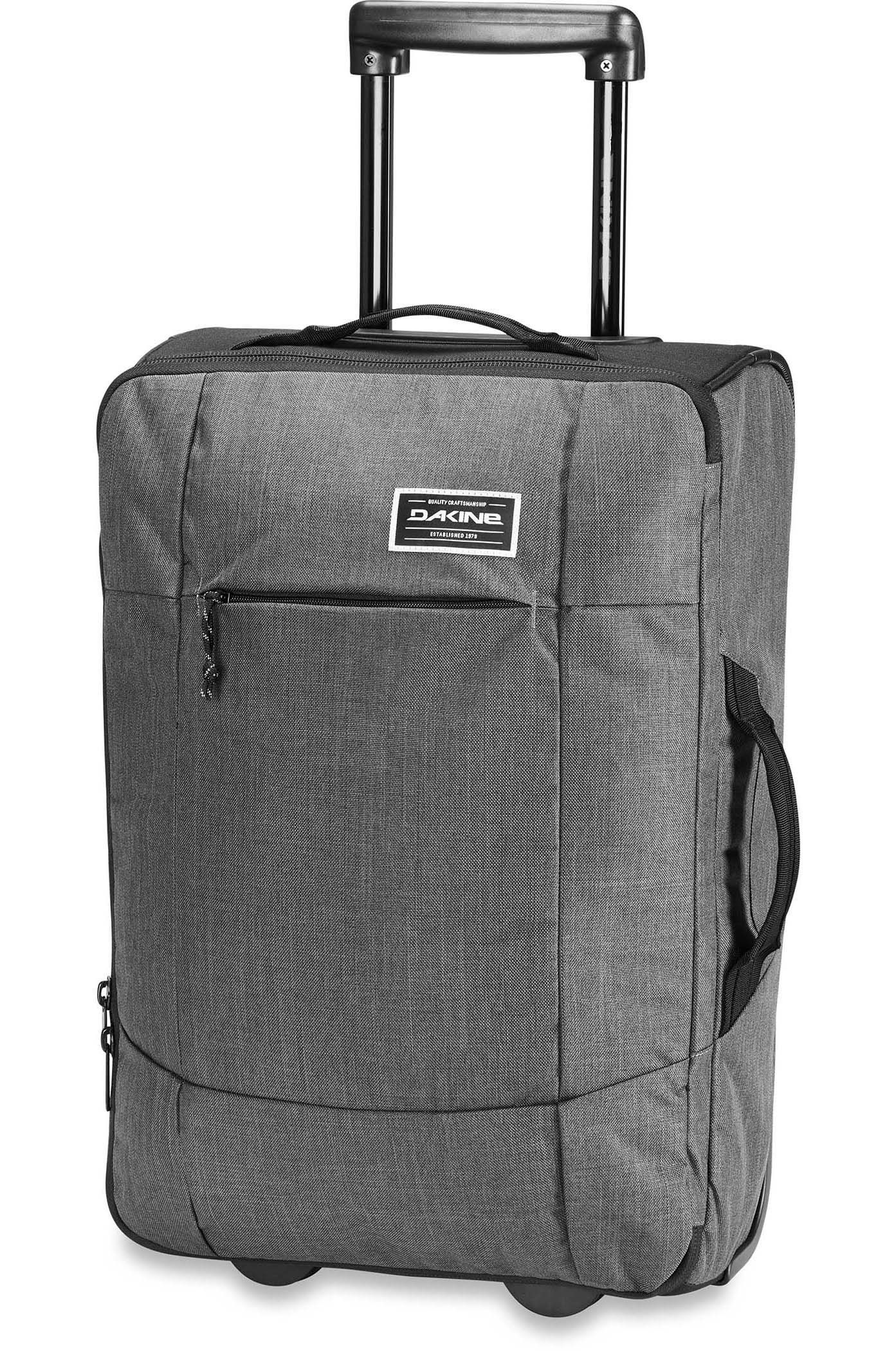 Dakine Travelbag CARRY ON EQ ROLLER 40L Carbon