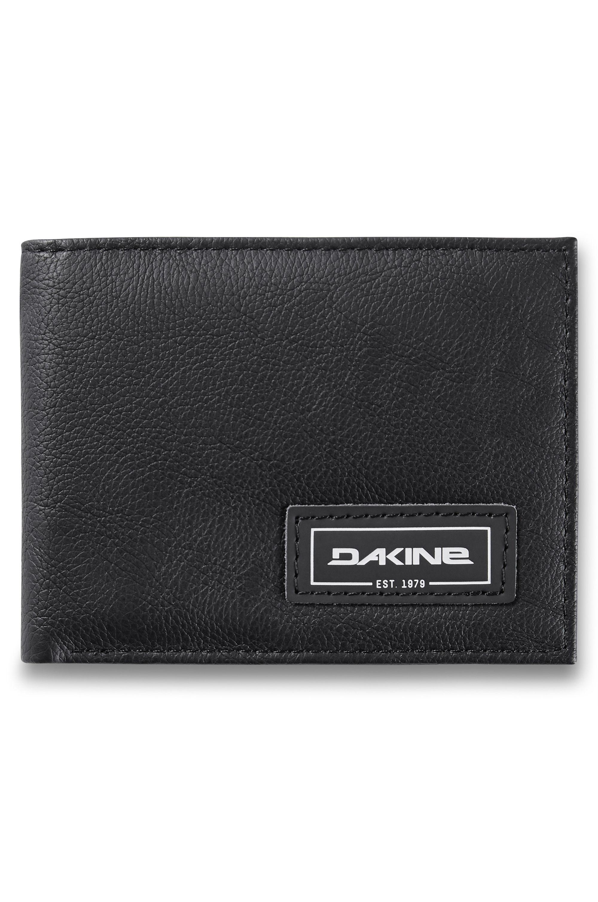 Dakine Wallet RIGGS Black