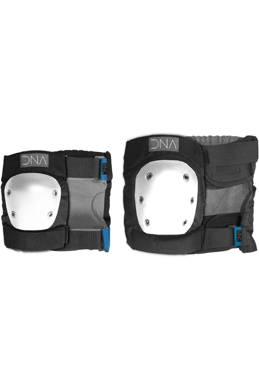 Dna Protection ORIGINAL KNEE & ELBOW PACK S Black