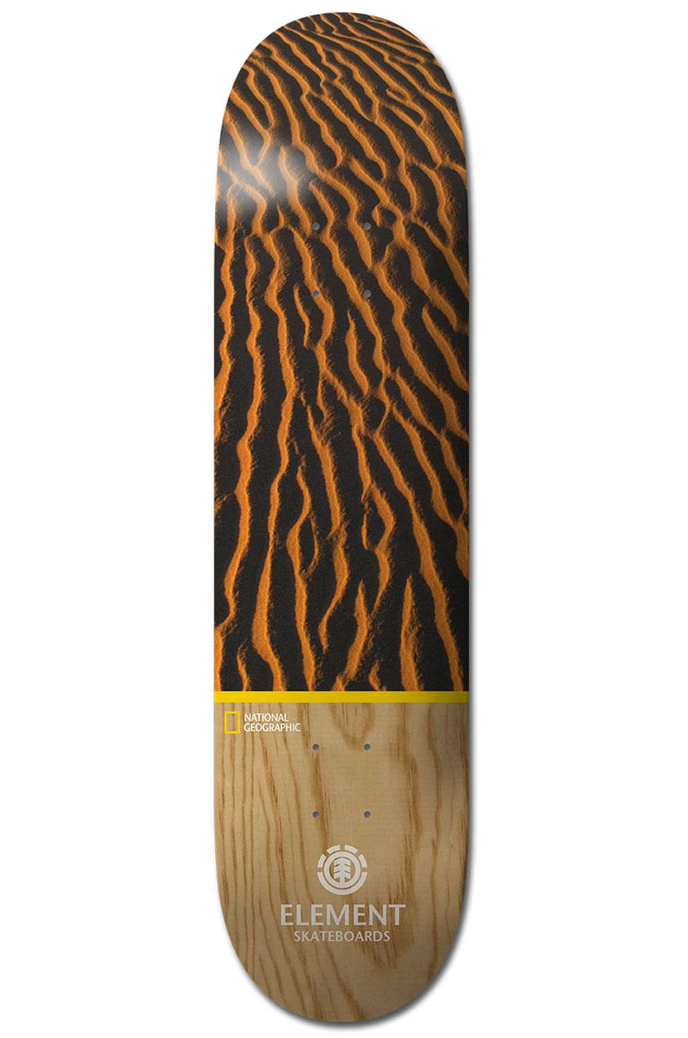 Element Skate Board NAT GEO EARTH NATIONAL GEOGRAPHIC Assorted