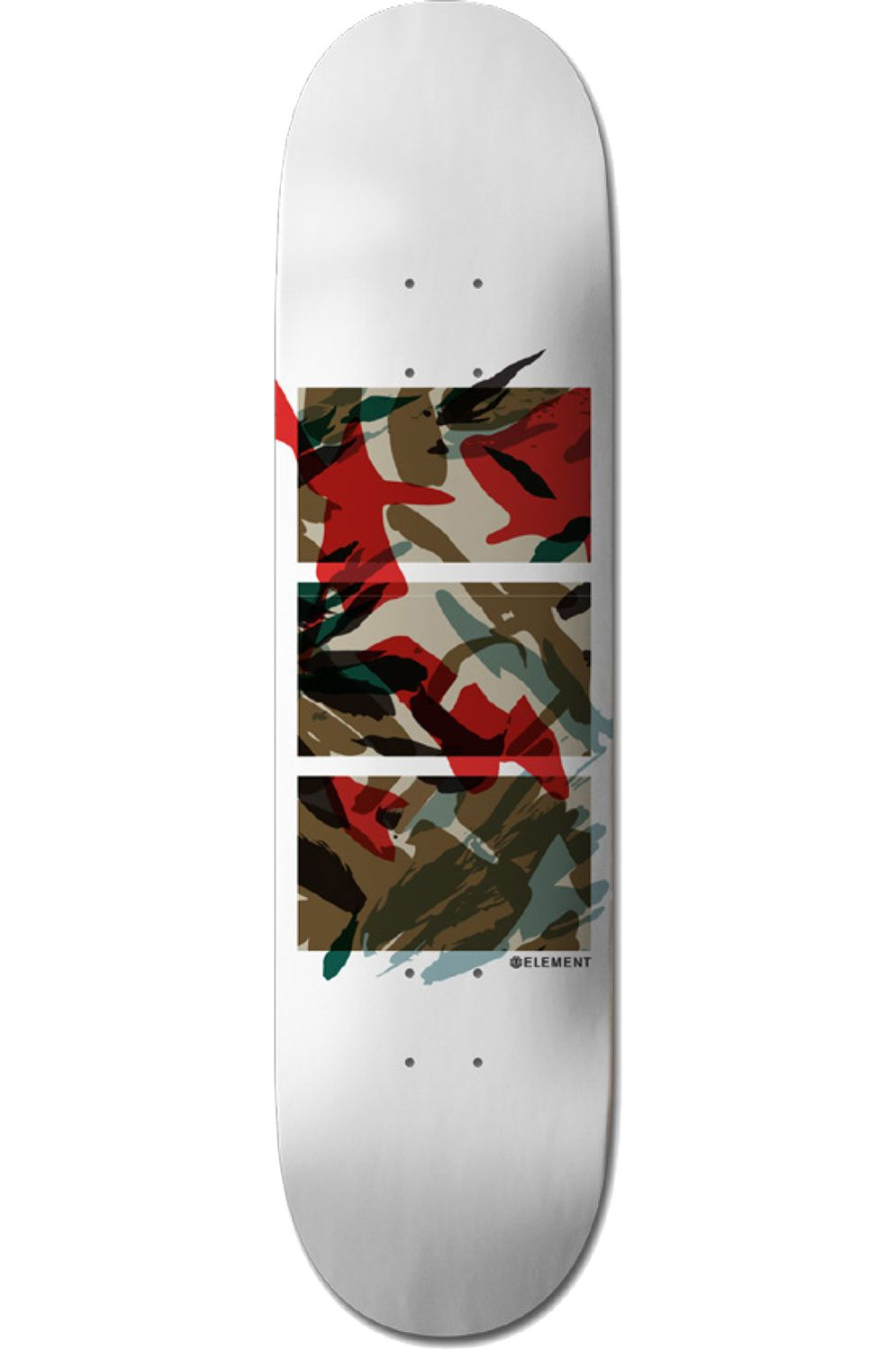 "Element Skate Board CABOURN CRAZY 8.25"" NIGEL CABOURN Assorted"