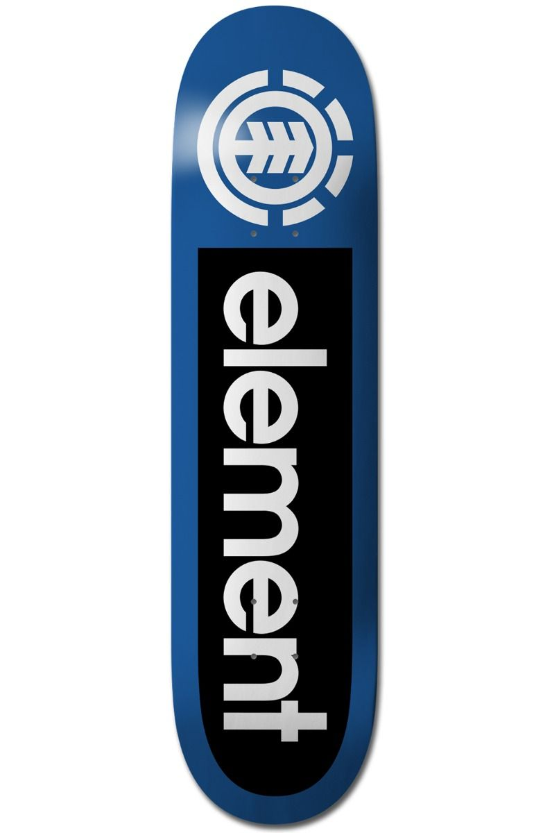 "Element Skate Board PRIMO BLUE 8"" ELEMENT PRIMO Assorted"