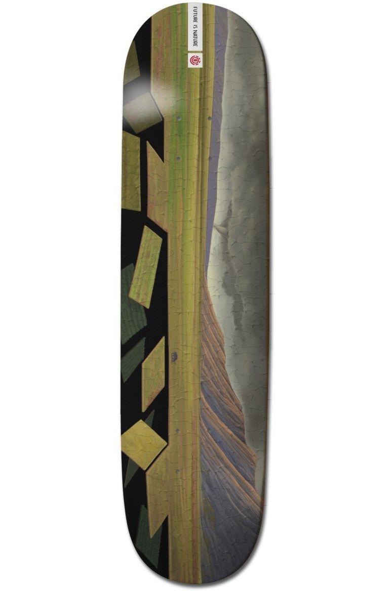 """Element Skate Board 8"""" LANDSCAPE ASIA Assorted"""