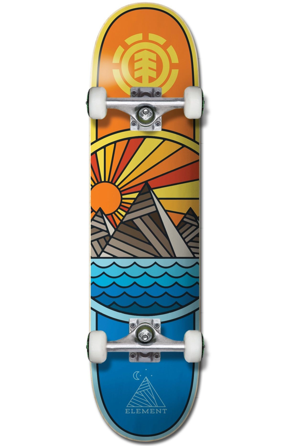 """Element Skate 8"""" RISE AND SHINE Assorted"""