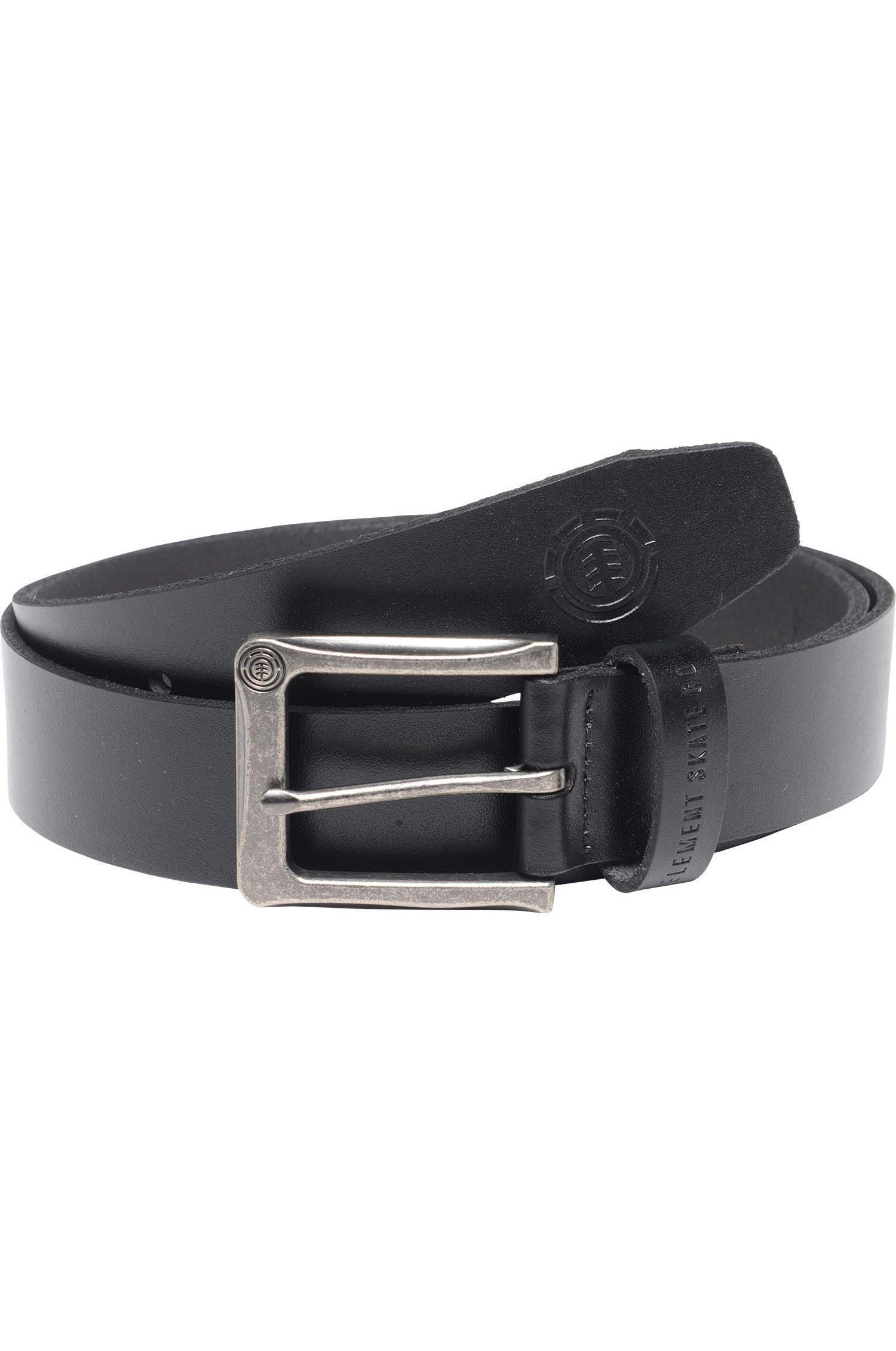 Cinto Pele Element POLOMA BELT Black