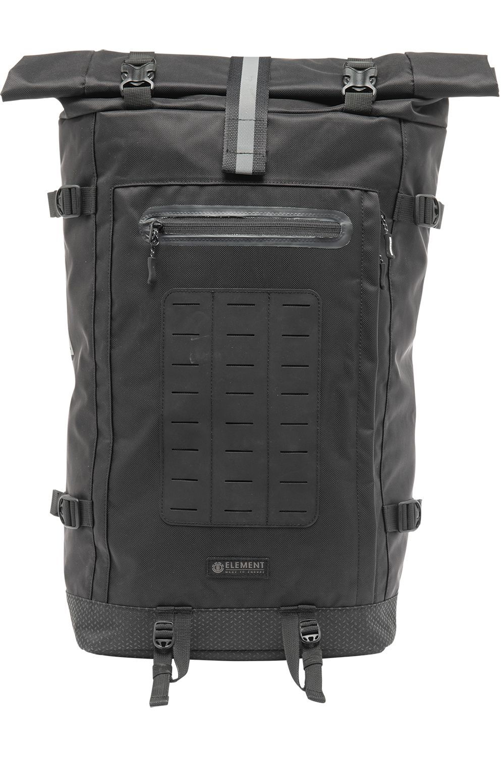 Element Backpack FUTURE NATURE ROLL-T NATIONAL GEOGRAPHIC Black