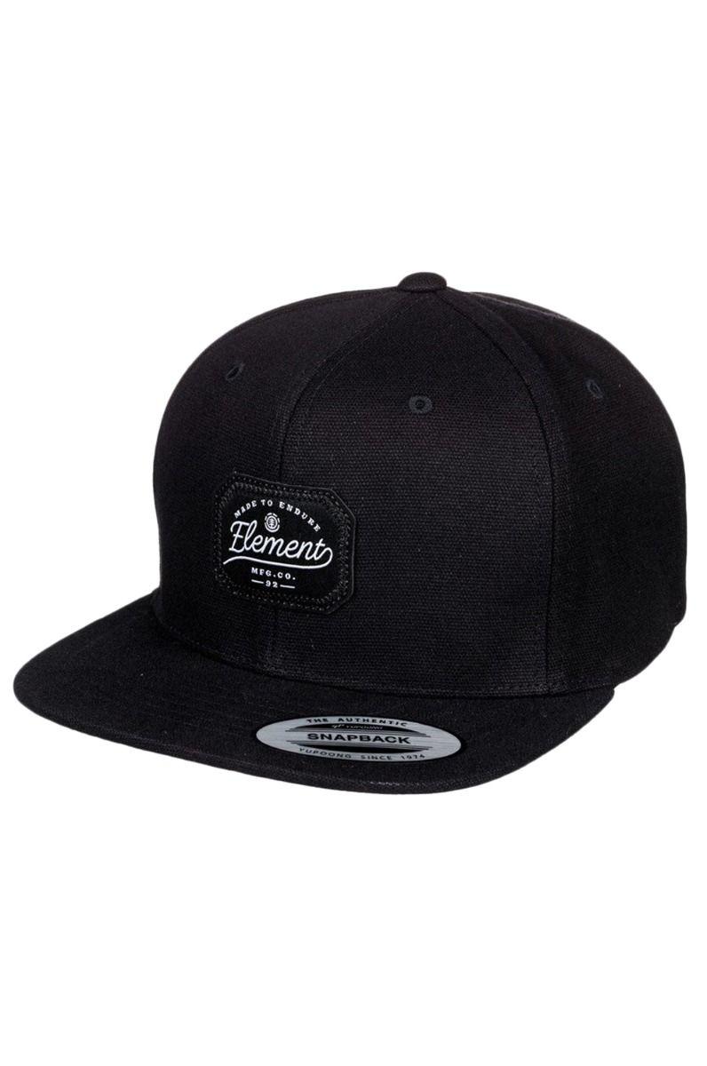Bone Element TRADER CAP Flint Black