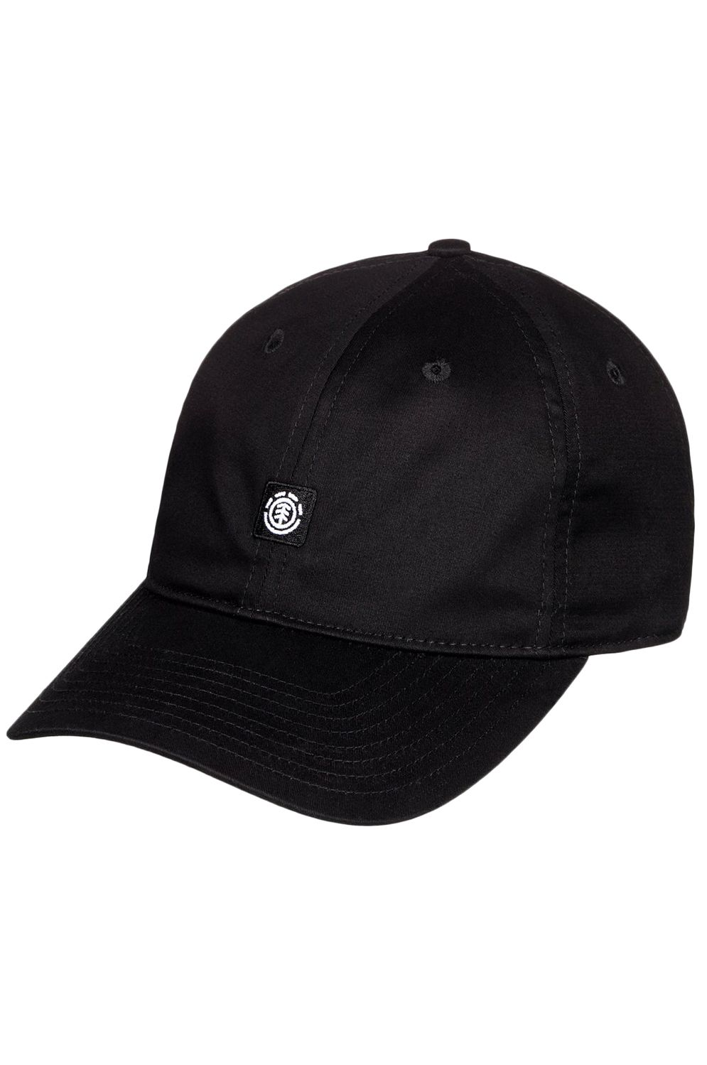 Bone Element FLUKY DAD CAP All Black