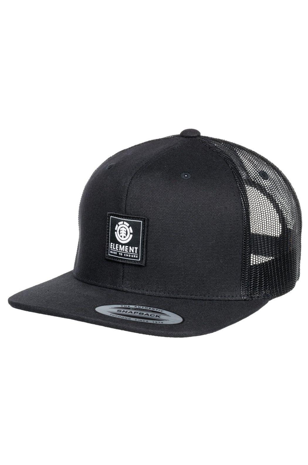 Element Cap   PRIME CAP Flint Black