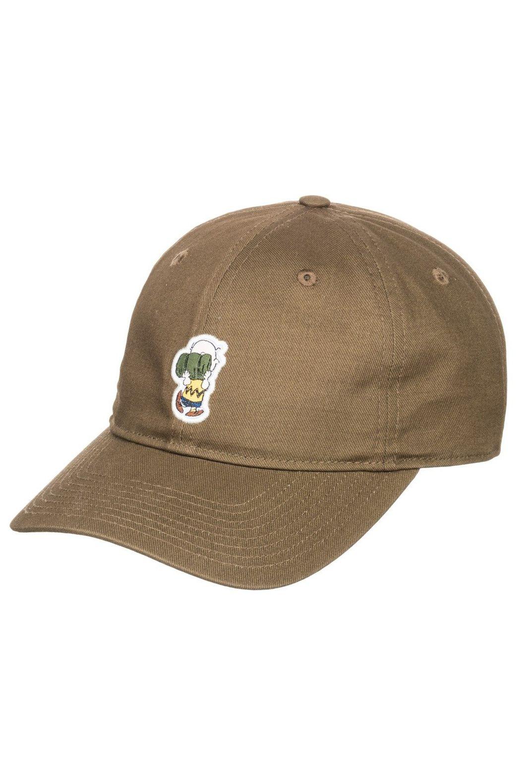 Bone Element PEANUTS DAD CAP PEANUTS Army