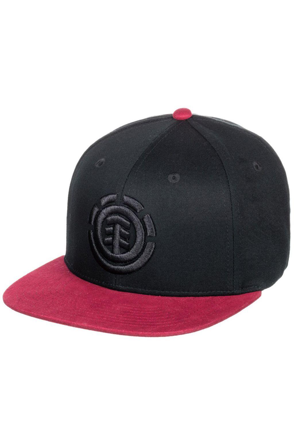 Element Cap   KNUTSEN CAP Black Heather