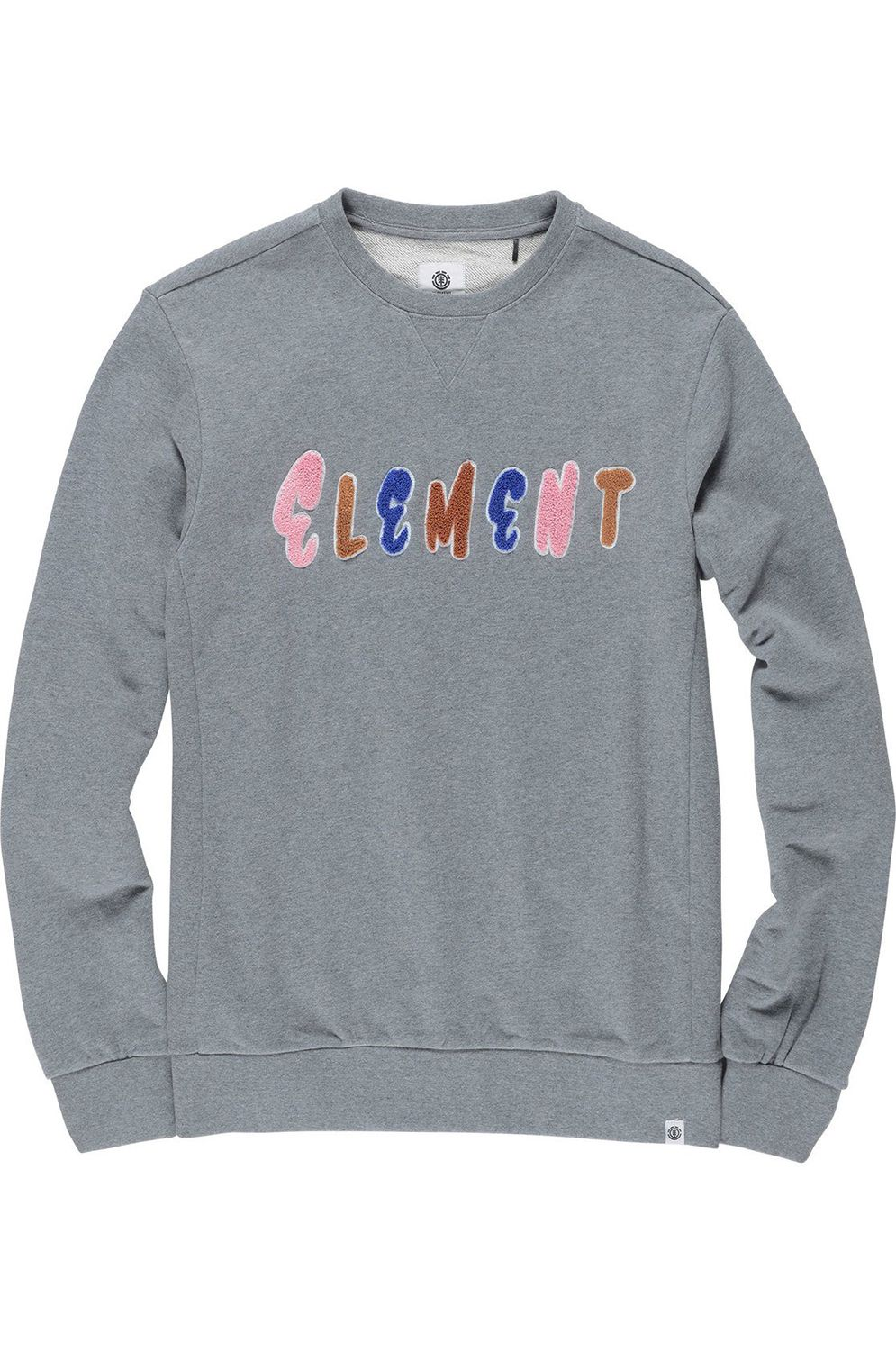 Sweat Basica Element LINK SEASONAL COLLECTION Grey Heather