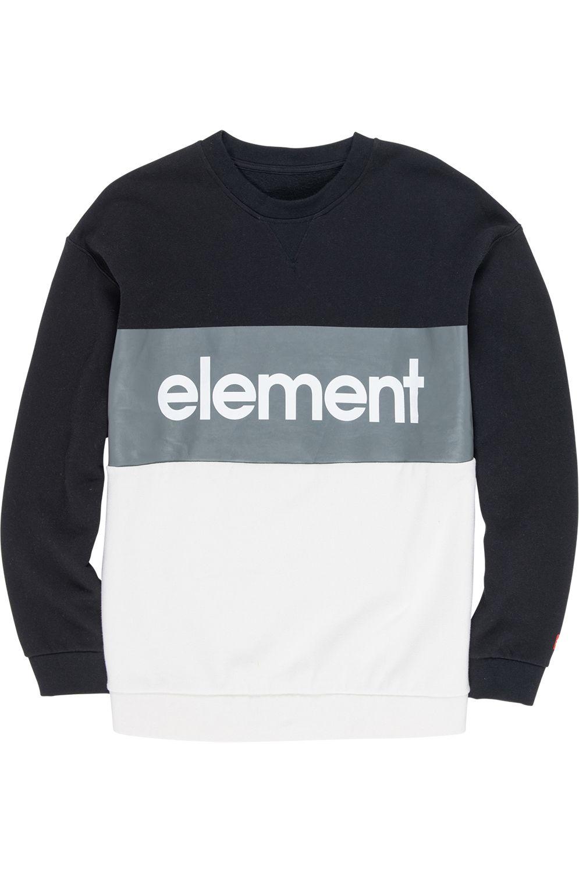 Element Crew Sweat PRIMO DIVISION ELEMENT PRIMO Gargoyle