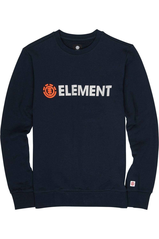 Element Crew Sweat BLAZIN FT Eclipse Navy