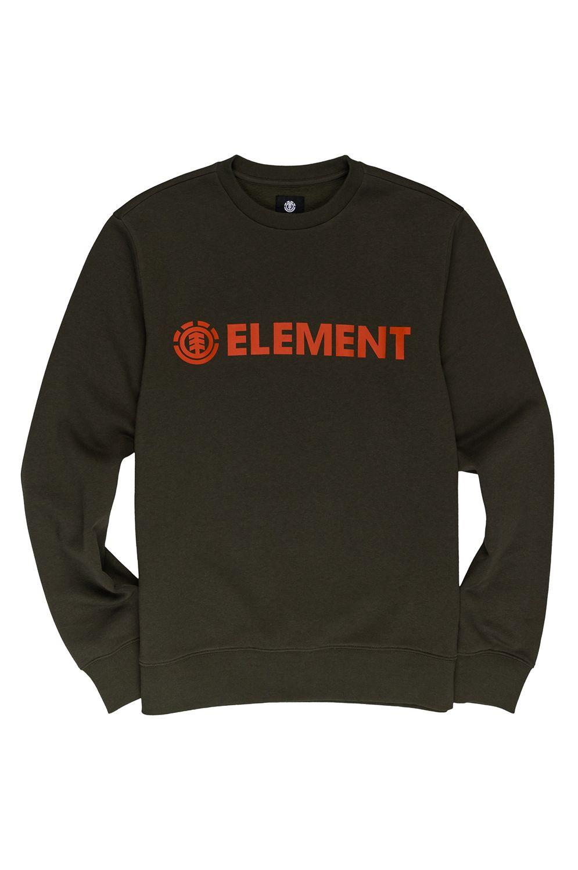 Element Crew Sweat BLAZIN CREW Forest Night