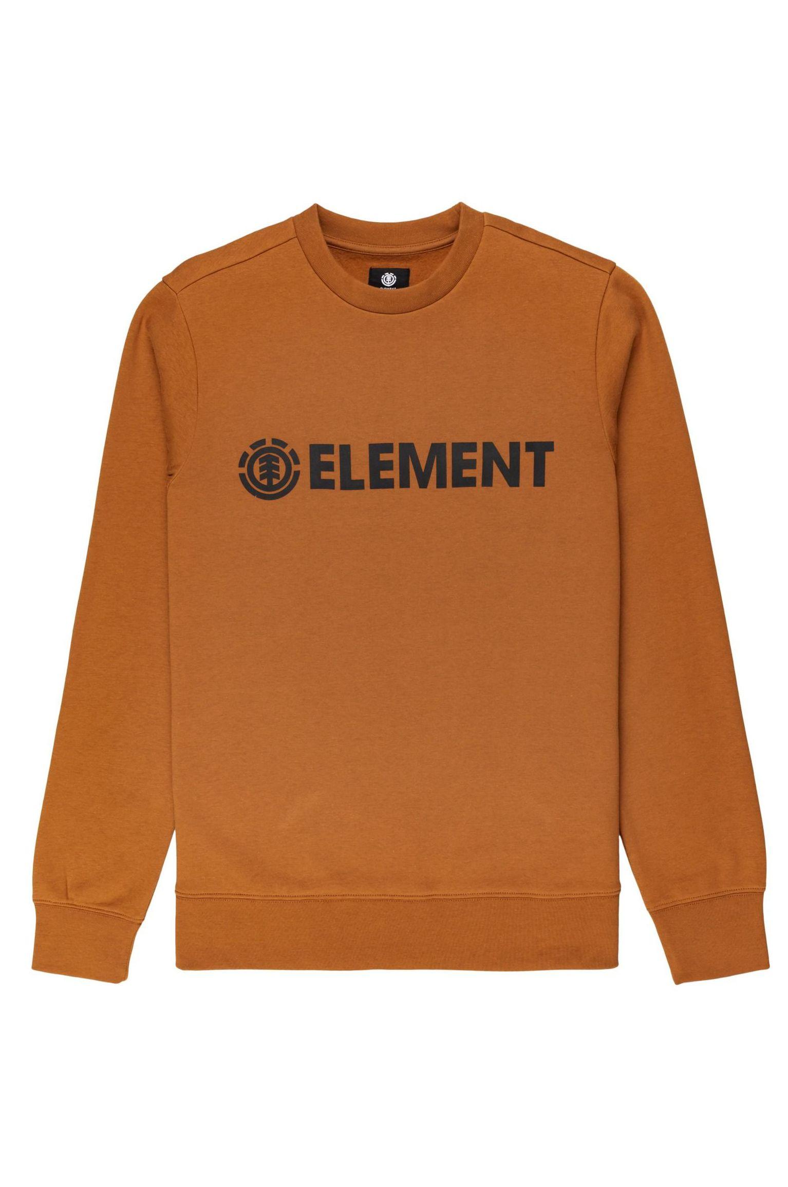 Element Crew Sweat BLAZIN CREW Glazed Ginger