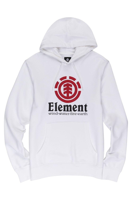 Element Sweat Hood VERTICAL HOOD Optic White