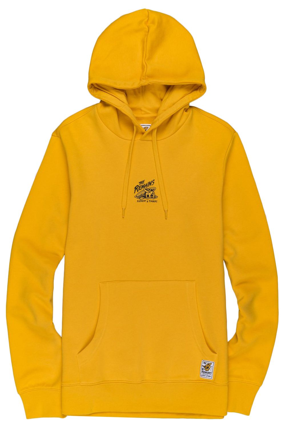 Element Sweat Hood B-SIDE TIMBER COLLECTION Old Gold