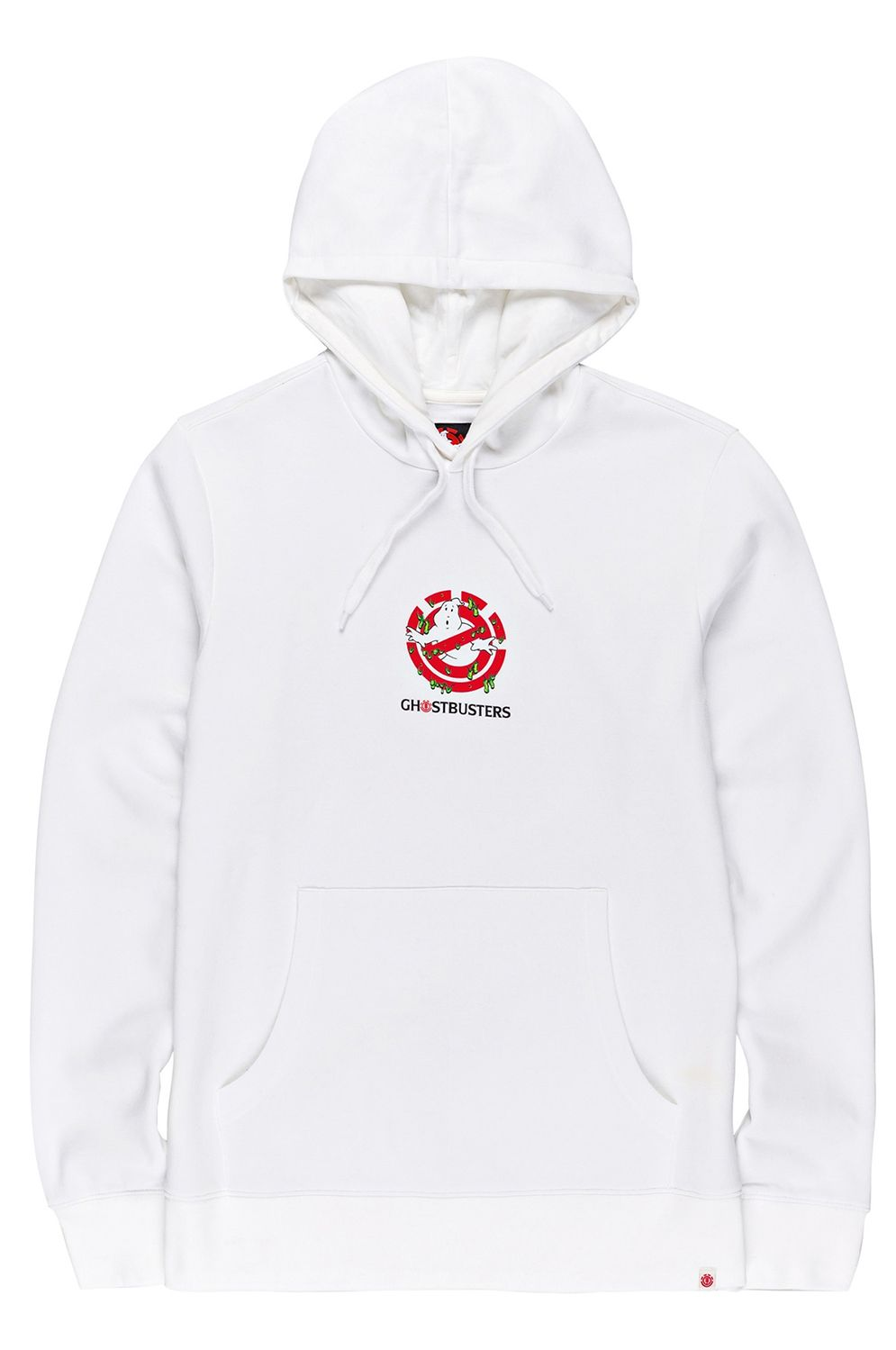 Sweat Capuz Element PHANTASM GHOSTBUSTERS Optic White